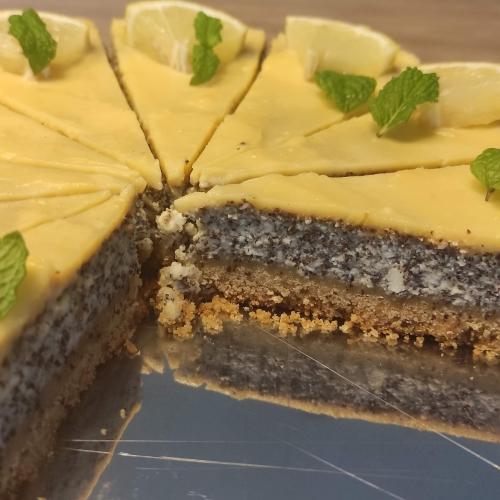 citronovy cheesecake