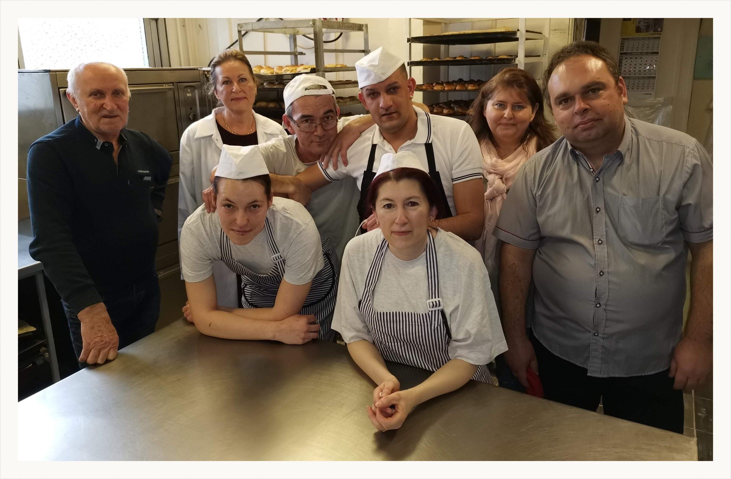 pekaren Puskar Sliac